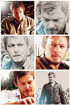 Norman Reedus. I can't get over how hot he is!! :)
