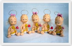 Cupidos by Biscuit da Pati, via Flickr