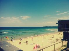 Bar Beach, Newcastle NSW.