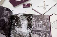 Literary Restaurant | Sophie de Gérard