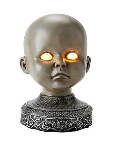 Light Up Baby Head - Decoration - Spirithalloween.com