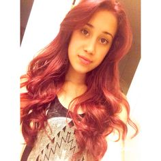Ariel red ❤️
