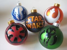 star wars christmas ornaments google search
