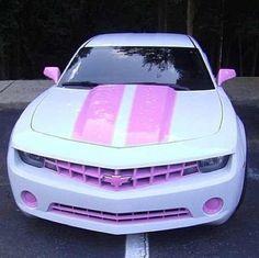 Um carro respeitável de menina, hehehe...