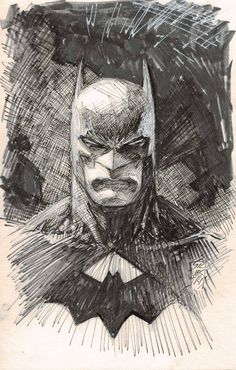 Batman by Marc Silvestri * - Art Vault