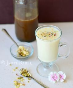 Jyoti's Pages: REPOST - Thandai Syrup - Made From Scratch