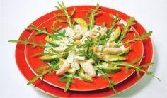 Spargel Avocado Salat / Rezept unter www.lebepaleo.de Aspargus avocado Salad / Recipe at www.lebepaleo.de
