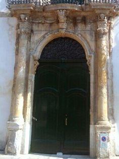 Scicli - Palazzo beneventano in Scicli, Sicilia