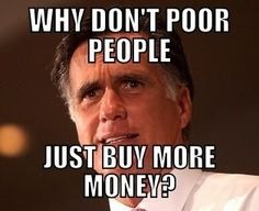 Mitt Romney looks so concerned!