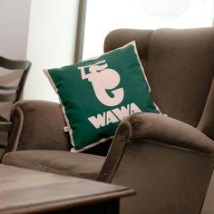 Poduszka Wawa