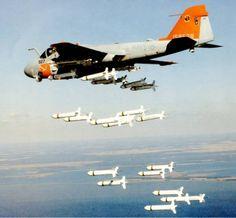 Grumman A-6 Intruder y EA-6B Prowler A9b1eb739ae1e09e1da7d9693c3b389f
