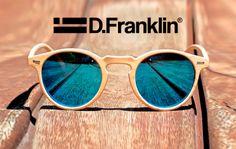 Cupón descuento del 25% en gafas de sol marca D.Franklin