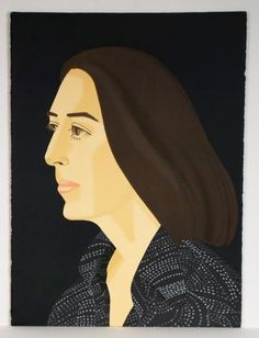 Alex Katz - Ada Times Four, 1978-79 Alex Katz, Pop Art, Aurora Sleeping Beauty, Times, Disney Princess, Abstract, Disney Characters, Artist, Artwork