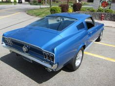 1965 1966 1967 1968 1969 1970 Mustang Fastback Boss Mach 1 One