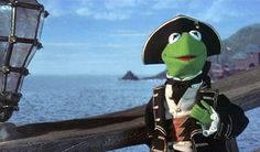 Extended Thoughts on 'Muppet Treasure Island' - Sound On Sight . Jim Henson, Treasure Island Movie, Muppet Babys, Sapo Kermit, Les Muppets, Uncle Scrooge, Fraggle Rock, The Muppet Show, Kermit The Frog