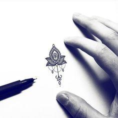 coolTop Geometric Tattoo - Best tattoos ideas for women ! tatoo feminina, tatoo feminina delicada, t Detailliertes Tattoo, Form Tattoo, Shape Tattoo, Sternum Tattoo, Unalome Tattoo, Tattoo Quotes, Tattoo Designs For Women, Tattoos For Women Small, Small Tattoos
