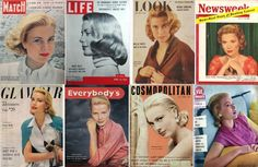 Grace Kelly covers