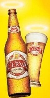 Cerveja Santa Cerva, estilo Standard American Lager, produzida por FEMSA Cervejaria, Brasil. 4.9% ABV de álcool. Bottle Labels, Beer Bottle, Beers Of The World, Beer Label, Genre, Craft Beer, Brewery, Santa, American