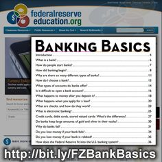 Step-by-step Banking Basics Pamphlet from the Federal Reserve: http://www.bos.frb.org/education/pubs/banking2.pdf via FamZoo.com