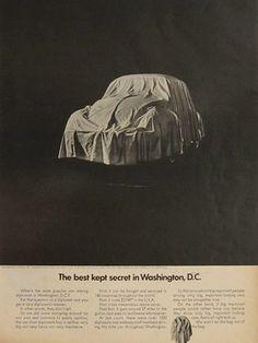 30 Carteles publicitarios vintage de Volkswagen