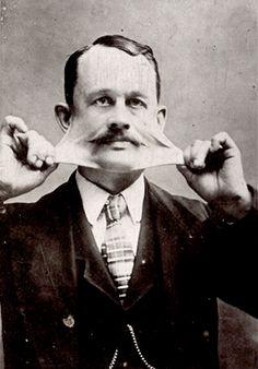 "James Morris ""The Rubber Man"""