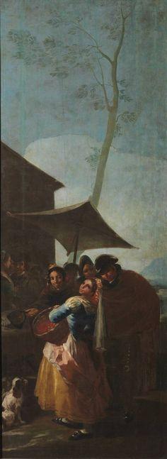Goya en El Prado: La acerolera