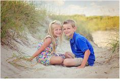 Beautiful Beach Pictures Holden Beach NC | Sara-Anne Photography Blog