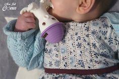 Mon Joli Coeur: La pieuvre de dentition Baby to Love