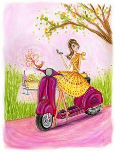 illustrations by bella pilar images | Illustration By Bella Pilar