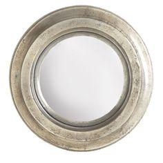 round beaded mirror | shops, glyzinie und spiegelwände, Hause ideen