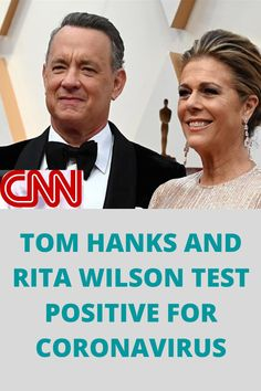"Actor Tom Hanks says he and his wife, actress Rita Wilson, have been diagnosed with coronavirus. In a statement posted to Instagram, Hanks said the two were traveling in Australia when they were tested after exhibiting symptoms like tiredness, body aches, chills and ""slight fevers."
