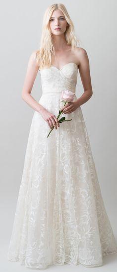 Featured Wedding Dress: Jenny Yoo; www.jennyyoo.com; Wedding dress idea.