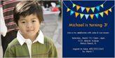 Baby Boy's 1st Birthday Invitations   Shutterfly