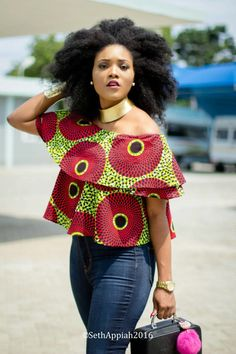 Africa Fashion 317714948708659559 - The world is certainly going nuts about the off shoulder business. Anyone who claims they are a fashion enthusiast have at least 3 pairs… Source by Latest African Fashion Dresses, African Inspired Fashion, African Print Dresses, African Print Fashion, Africa Fashion, African Dress, African Prints, Ankara Fashion, Tribal Fashion