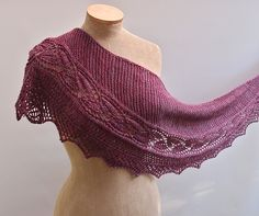 Ravelry: Wild Orchid pattern by Sue Lazenby