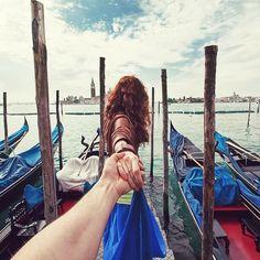Photographer Murad Osmann's Girlfriend Leads Him Around the World photo series Romantic Photography, Travel Photography, Inspiring Photography, Photography Series, Contemporary Photography, Creative Photography, Travel Pictures, Travel Photos, Murad Osmann