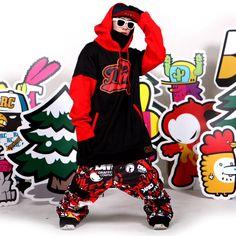 DMK-devil monkey snowboard wear  - designed by doldol