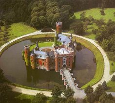 Van wijnendale castle, Belgium