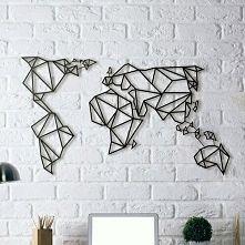 Zobacz zdjęcie Geometryczna mapa ! Pomożecie ? polecacie jakieś dobre podkłady na okres zimo...