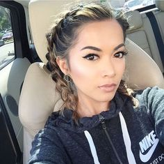 dd0c690a4bb Double Dutch braid  thatsheart Casual Hairstyles