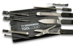 Tool Logic T1 Business Card - $11.95