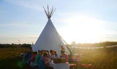 Glamping - Idea for a fun Bachelorette Weekend!