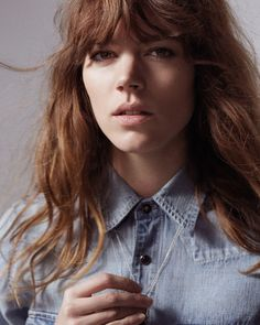 freja beha mother denim3 See Freja Beha Erichsens Capsule Collection for Mother Denim