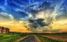 Photograph Sunset by Manvir  Singh on 500px