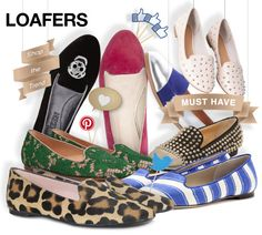Loafers - shopthemagazine.com #slippers #musthave