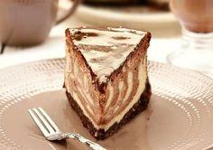 Nutelový cheesecake