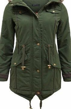 Brave Soul Allure Ladies Faux Fur Parka Coat - Khaki Green -Small - 10 Brave Soul Are An Inspirational British Designer Clothing Brand, That Gives You Both Womens And Mens Fashion. With A Wide Variety Of Products To Fill Your Wardrobe, Bra (Barcode EAN = 5055622398528) http://www.comparestoreprices.co.uk/december-2016-week-1/brave-soul-allure-ladies-faux-fur-parka-coat--khaki-green-small--10.asp