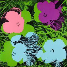 Flowers | Andy Warhol, Flowers (1970)