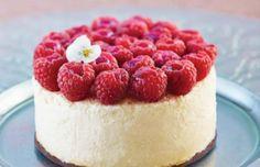 #RECETA Este cheesecake tiene tan poca azúcar que te vas a enamorar  perdidamente de él  —> http://buff.ly/1JlEtGf