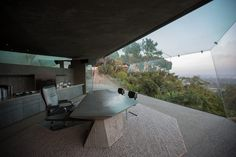 Photos by Elizabeth Daniels This morning, the LA County Museum of Art announced its first-ever architecture acquisition: the Sheats-Goldstein House high in the hills of Beverly Crest, designed by...